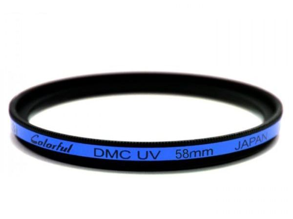 Nisi 58mm Colorful DMC UV