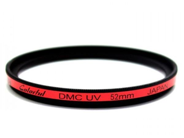 Nisi 52mm Colorful DMC UV