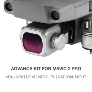 NiSi Zestaw ADVANCE kit do DJI Mavic 2 Pro