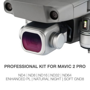NiSi Zestaw PROFESSIONAL kit do DJI Mavic 2 Pro