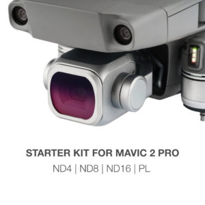 NiSi Zestaw STARTER kit do DJI Mavic 2 Pro