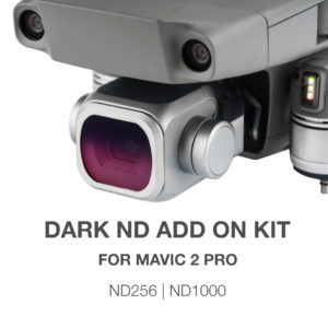 NiSi Zestaw DARK ND Add-On kit do DJI Mavic 2 Pro