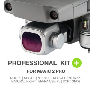 NiSi Zestaw PROFESSIONAL kit+ do DJI Mavic 2 Pro